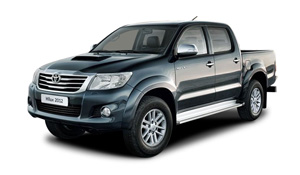 Toyota Hilux 2.5 Double Cab